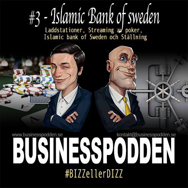 #3 - Islamic Bank of Sweden