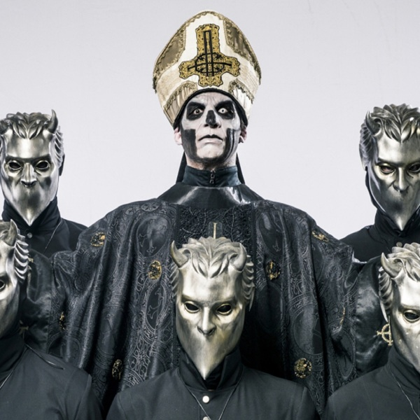 Interview: Ghost - Roskilde Festival 2016