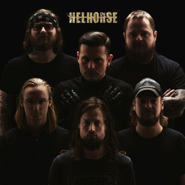 Interview: Helhorse - Copenhell 2016
