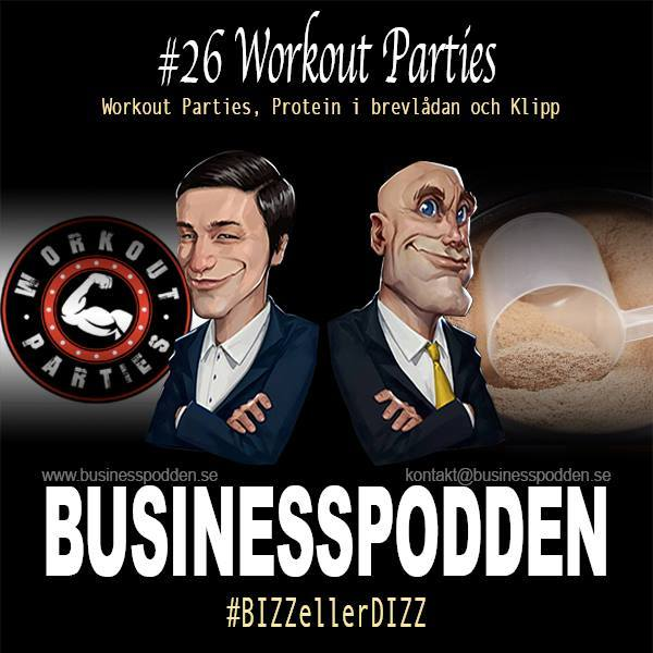 #26 - Workout Parties