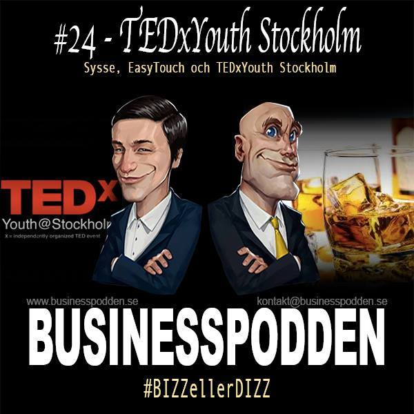 #24 - TEDxYouth Stockholm