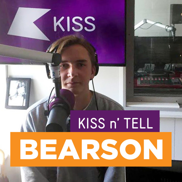 KISS n' Tell med Bearson