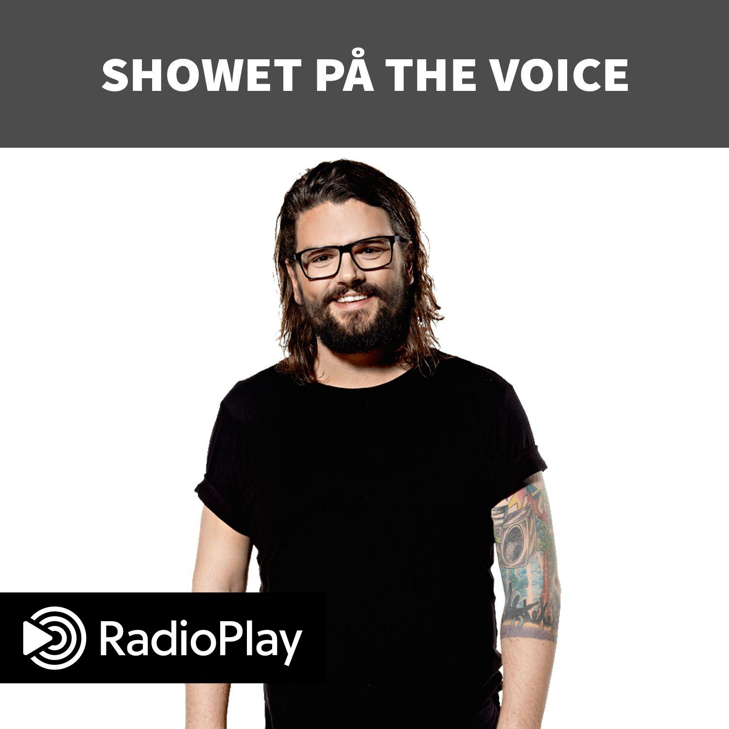 Showet på The Voice