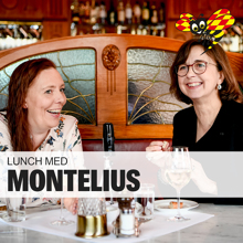 Lunch med Montelius