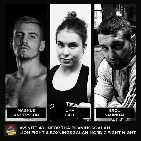 48. Inför Lion Fight 53 och Nordic Fight Night