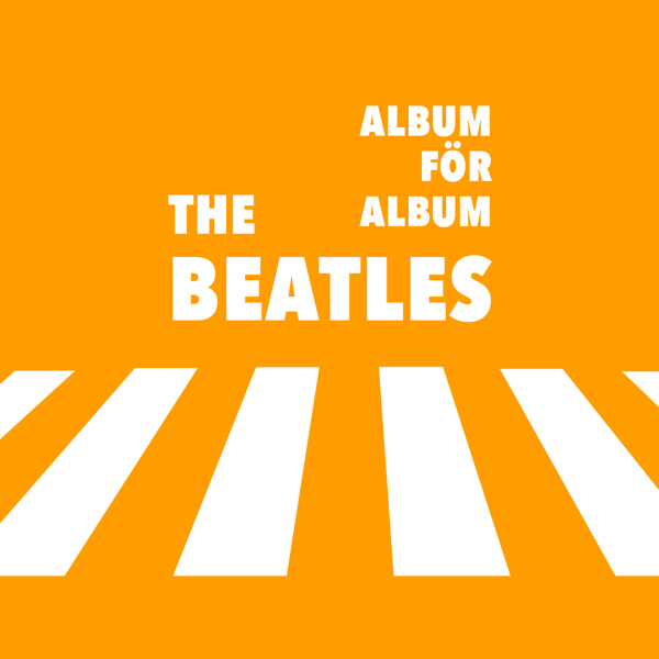 The Beatles - Album för album