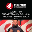 59. Frantz Slioa - The Ultimate Fighter-veteranen