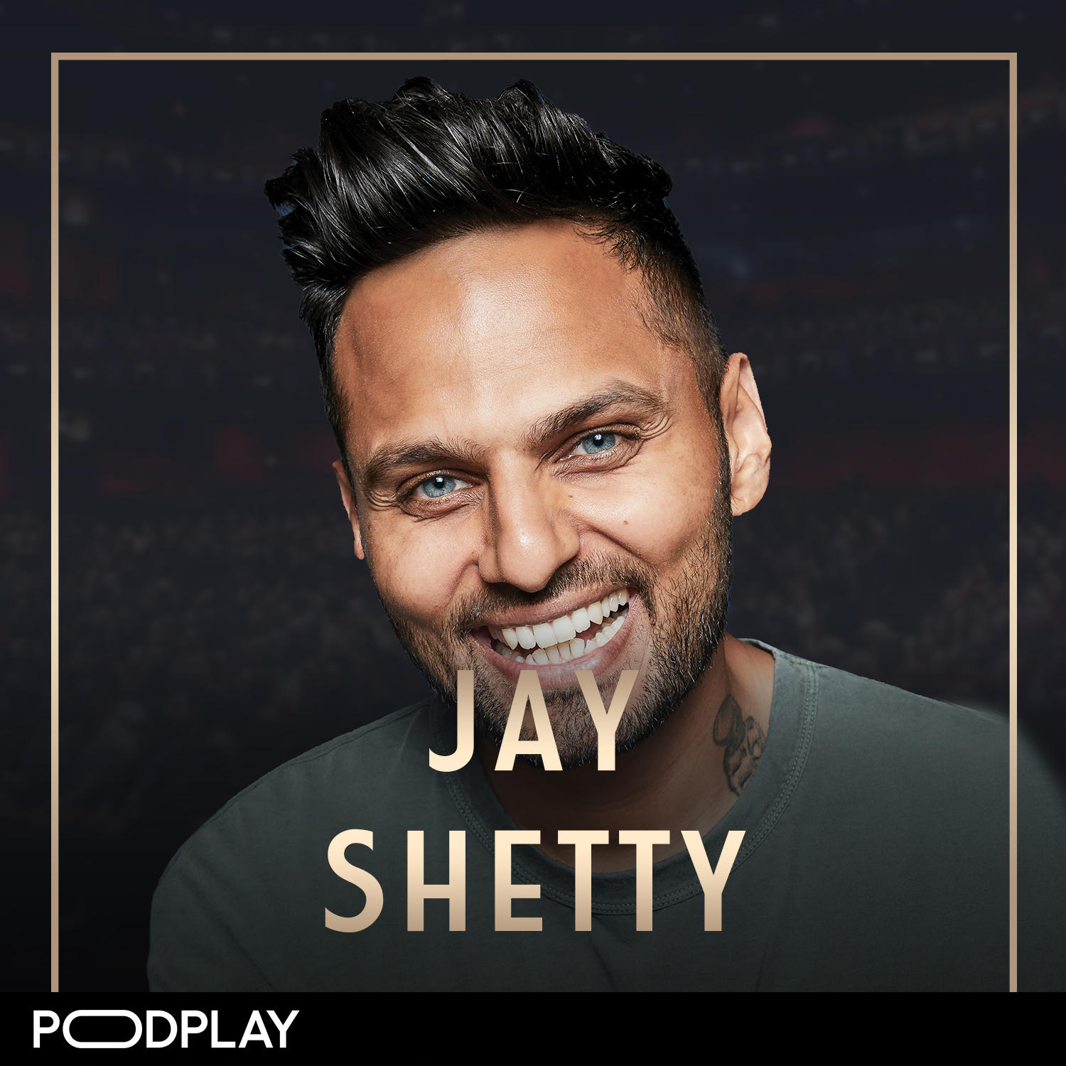 425. Jay Shetty - How to think like a monk